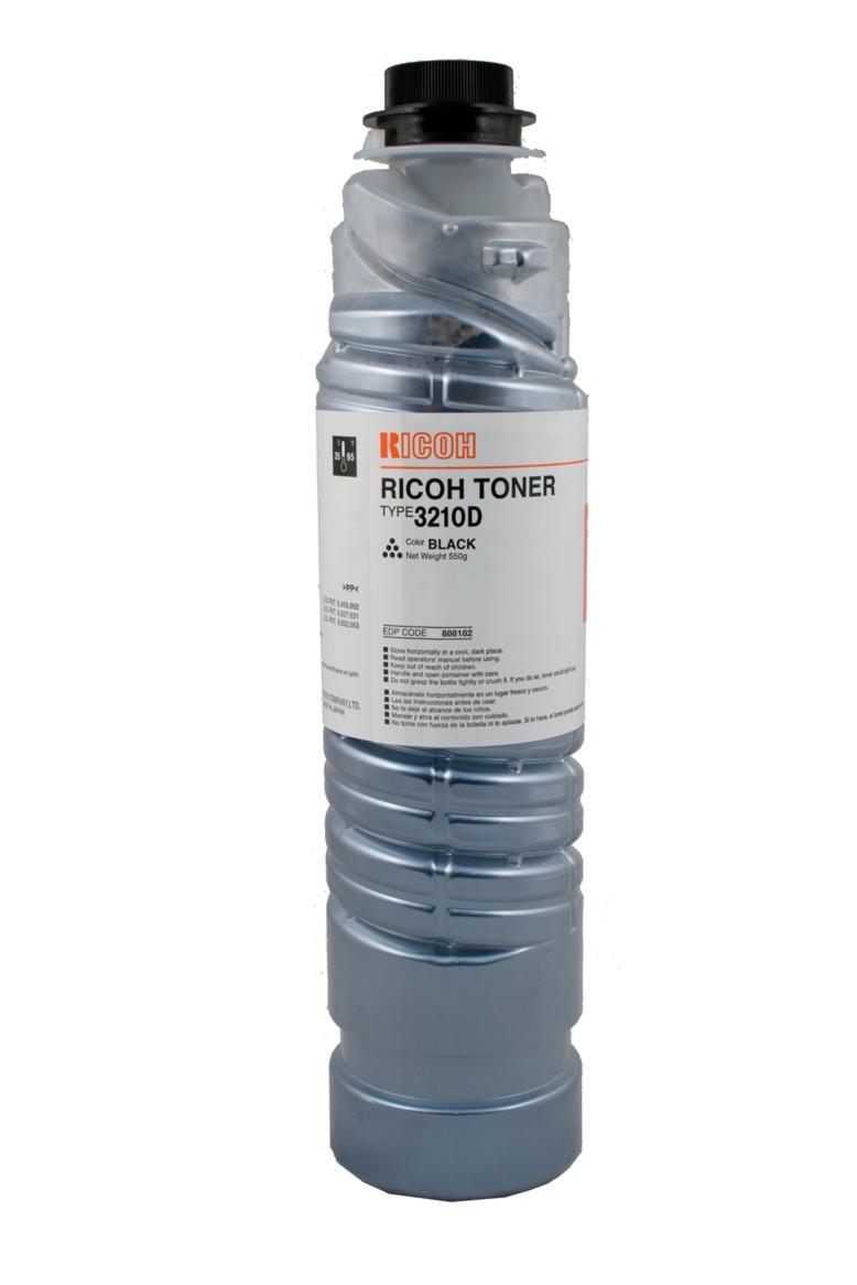 Тонер-картридж Black type MP3045/3210D 30к - 1