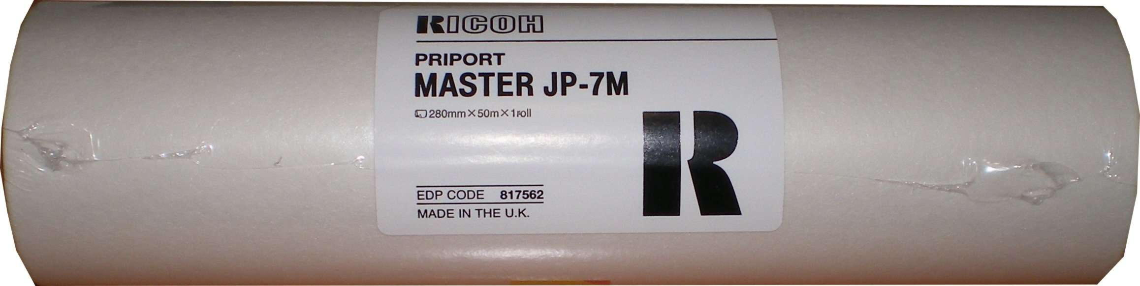 Мастер-пленка PRIPORT JP7 B4 280мм x 50м x1 - 1