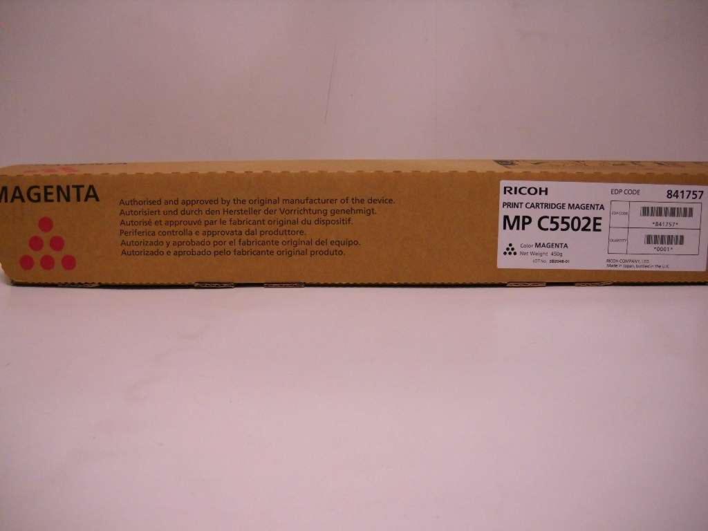 Тонер-картридж Magenta type MPC5502 22,5к - 2